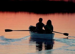 paseo romantico para enamorados